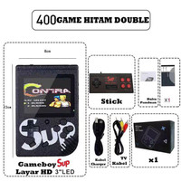 GAME RETRO / GAME CONSOLE / GAMEBOY SUP DOBEL 400 in 1