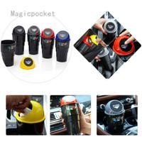 Juuhuo Tempat Sampah 5 Warna Untuk Aksesoris Mobil
