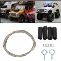 Della 1-10 RC Cars Speed Rock Crawler Truck Accessory Xt