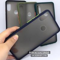 Softcase Case Mate Dove Dof Transparan Silicon Xiaomi Redmi Note 5 Pro