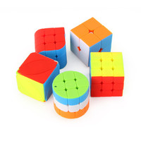 Mainan Gantungan Kunci Bentuk Rubik Kubus Ukuran 3x3 X 3 2x2 Untuk