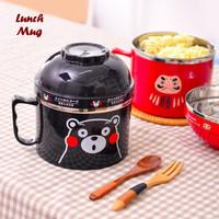 Lunch Mug Rantang Gelas Lunch Box