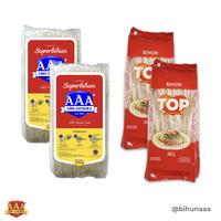 Promo Hemat Paket 10   2 Bihun AAA 220grm & Bihun TOP 250gr