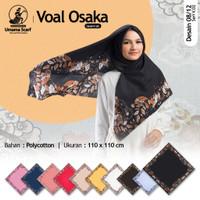 Motif Segi Empat Abstrak Hijab Jilbab Kerudung Square VS8 promo