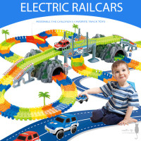 Toys Splicing Track For Boys and Girls Build Car Track Set Learning