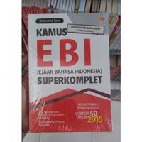 Buku Original Kamus Ebi Superkomplet-Retnoning Tyas-Charissa Original