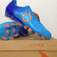 Ready Sepatu Bola OrtusEight Catalyst Oracle FG Pale Cyan 11010023