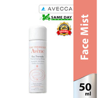 Avene Thermal Spring Water Spray 50 mL Face Mist Face Spray