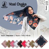 Motif Segi Empat Abstrak Hijab Jilbab Kerudung Square VS11 murah