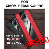 Case Xiaomi Redmi K30 Pro casing hp cover leather tpu silikon PORSCHE
