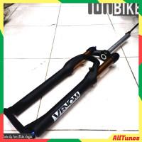 Fork venom Air uk 27.5 travel 140 angin - fork sepeda mtb - fork