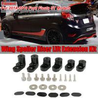 Spoiler Kit Riser Raiser Warna Hitam untuk Ford Fiesta ST Hatback
