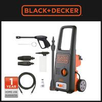 Black+Decker Pressure Washer 1400w 110 Bar (BW14-B1)