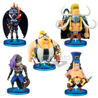 One Piece WCF Collectable Figure Beast Pirates 1 (Set 12)