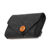 AROMA Earphone Travel Power USB Date Cable Mouse Storage Bag