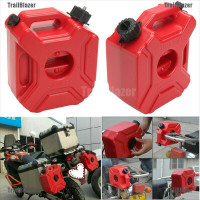 TBID belle Motorcycle 3L Portable Jerry Can Gas Plastic Car Fuel Tank