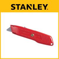 Stanley Pisau Cutter Knife Utility Interlock Safety (10-189C)