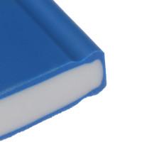 4Pcs / Set Penghapus Pensil Bentuk Buku untuk Sekolah / Kantor
