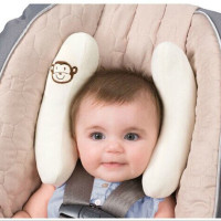 Baby Travel Car Vehicle Seat Pillow Stroller Cushion Head Neck