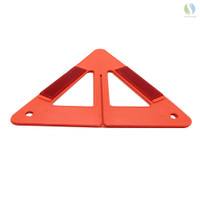 Car Emergency Road Safety Triangle Warning Sign Reflective Breakdown