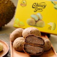 Chewy ChocDur (Chocolate Durian) Original 1 Box