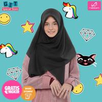 Rabbani Kerudung Segi Empat Arabia Miura Jilbab Hijab ready