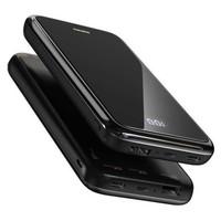Remax Mirror Qi Wireless Charging Power Bank 2 Port 10000mAh