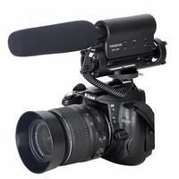 Takstar Mikrofon Kondenser Kamera - SGC-598 [Hitam]