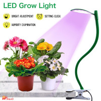 ALEX0 Plant light plant growth light USB timing cycle dimming gardeni