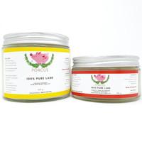 RDS7- Promo Porcus Gold & Aroma 100 Lard Minyak Lemak Babi Padat Bakmi