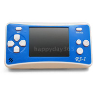 G&M Portable Video Game Console 8 Bit Retro Handheld Game Player