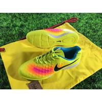 Flash Deal Sepatu Futsal Nike Magista Ii Onda Ic Volt Olahraga Sepak