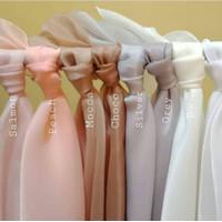 Ori Silk Empat Khimar Jilbab 4 Segi Organza Premium
