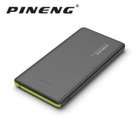 Pineng Power Bank Micro USB Cable 10000mAh Lightning Adapter -