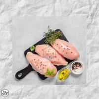Daging Fillet Dada Ayam Tanpa Kulit 1 Kg / Filet Boneless Dada Ayam