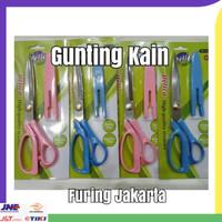 new Gunting Kain/gunting +putup