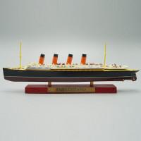 1:1250 Diecast Ship Model Toy ATLAS RMS Lusitania Ocean Liner