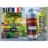 BIBIT PARFUM Coco Vanile 100ML By SIF Made In France