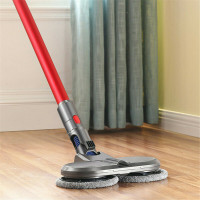 Suitable for Dyson Vacuum Cleaner Electric Mop Head Mopping Brush