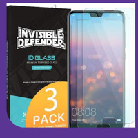 TEMPERED GLASS HUAWEI P20 PRO RINGKE ID GLASS ANTI GORES ORIGINAL