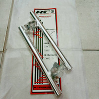 Stang jepit RC3 satria fu 30 derajat ready