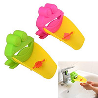 Zeltababy 2 Pcs Baby Faucet Extender with Diverter