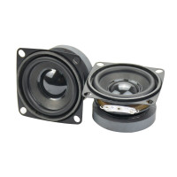 Aiyima 2pcs 2in 4ohm 5w Speaker Subwoofer Hifi Mini Full Range Diy