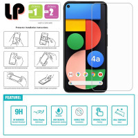 Tempered Glass Google - LP HD Tempered Glass Google Pixel 4a
