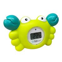 bblüv - Kräb 3-in-1 Bath Thermometer & Bath Toy - Celsius Mode