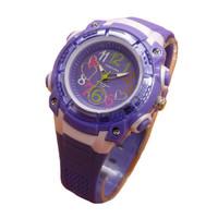 Fortuner Jam Tangan Anak dan remaja Putri JA758 Purple - Rubber Strap