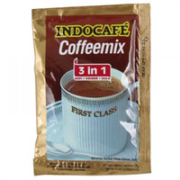 INDOCAFE COFFEE MIX 3 IN 1 PCK 10X20g
