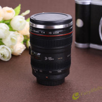 FA 50ml Camera Lens Cup Mini Tea Mug Water Bottle Home Drinkware