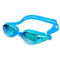 RUIHE Kacamata Renang Anti Fog Anak dan Dewasa - Biru