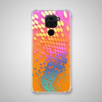 Xiaomi Redmi NOTE 9 Casing Soft Case Anticrack Motif Retro BA20 0114